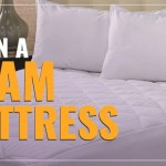 How To Clean A Foam Mattress 8 Tips That Will Help