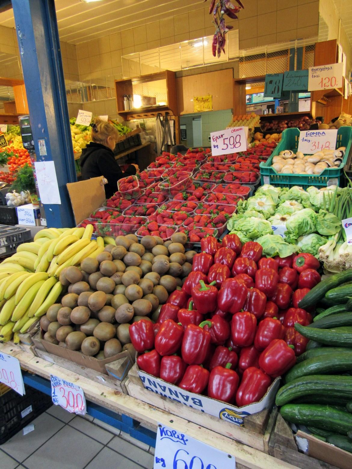 Fruit - Budapest Central Market