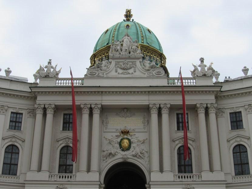 Hofburg Palacio