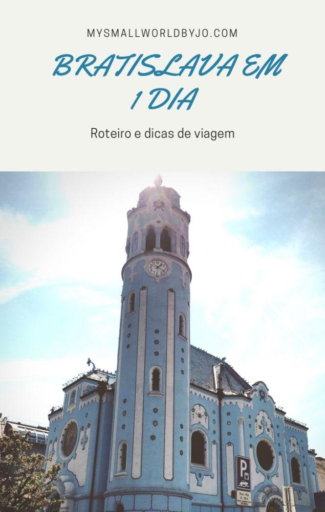 Bratislava em 1 dia