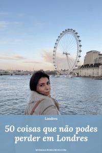 O que não podes perder em Londres