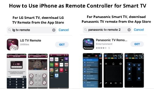 How to Use iPhone as Smart TV Remote