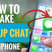 How to Make Group Chat on iPhone