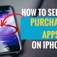 How to see your purchased apps on iPhone