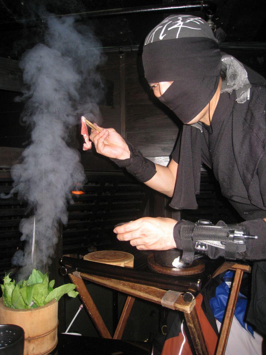 Ninja Themed Restaurant New York Top 11 Themed Cafes