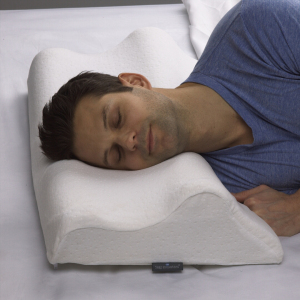 Sleep Innovations AntiSnore Memory Foam Pillow Review