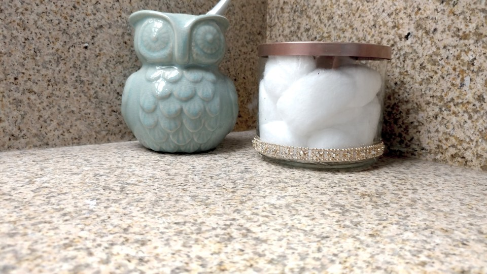Candle Container Makeover – DIY
