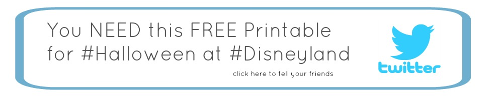 Tweet: You NEED this I-Spy Bingo Card for Halloween @Disneyland!! #Disneyland #Halloween http://mysocalstyle.net/disneyland/everything-see-disneyland-halloween/