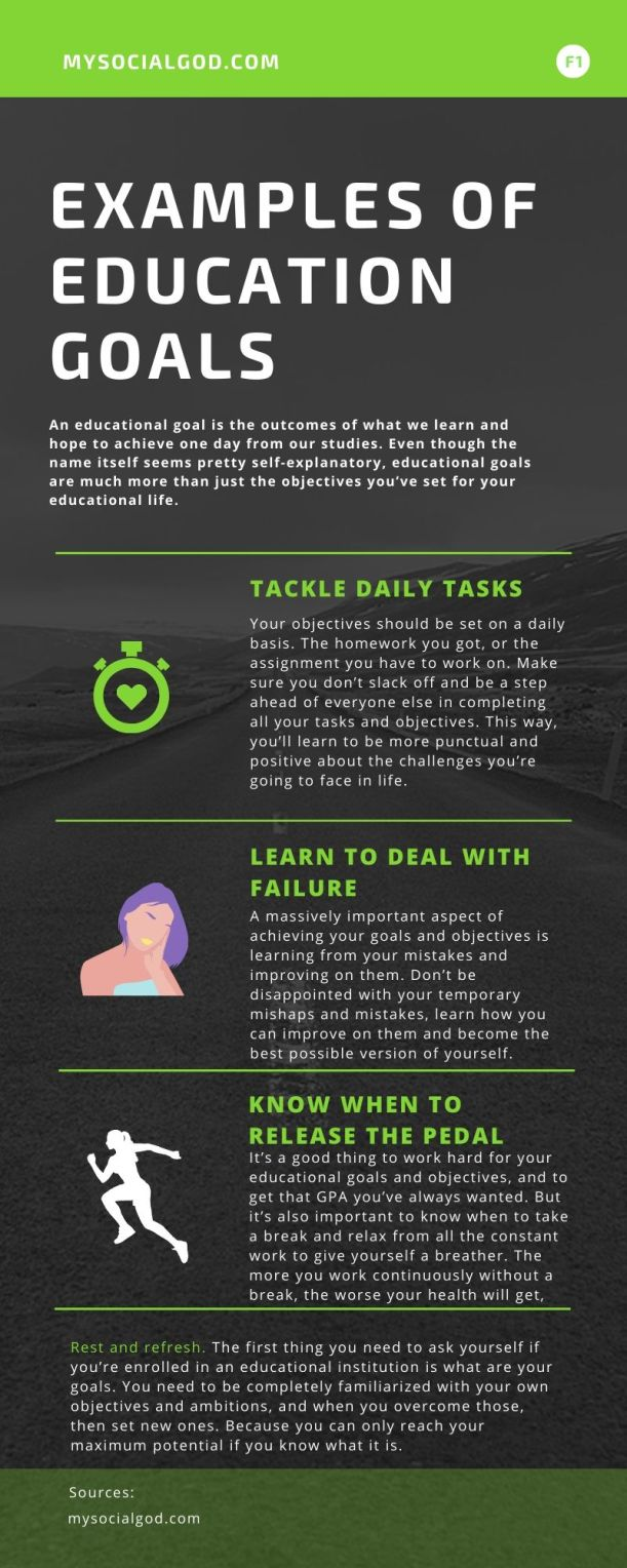 Leading a healthy lifestyle infographic 1