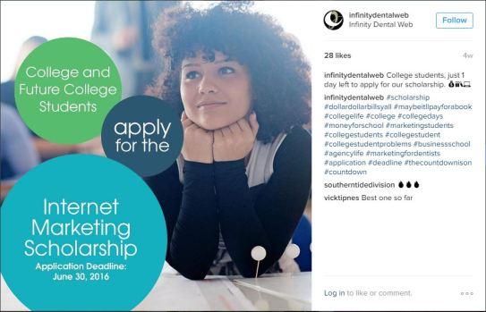 IDW scholarship