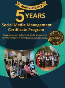 5 Years of teaching Social Media Managment