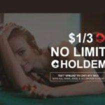 $65 Single Table Tournament #347.471.1813
