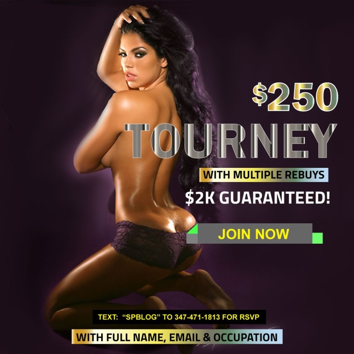 Unlimited Rebuy Tournament