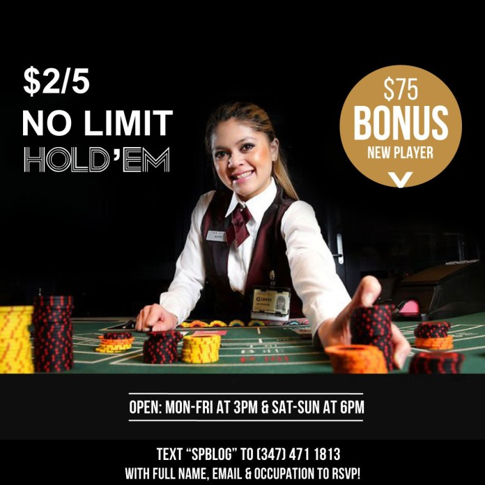 Join the Poker Action