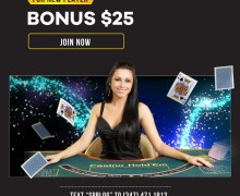 Try out our games to experience the best of home poker New York