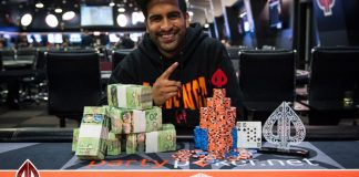 The 2017 Fall Classic Returns To Montreal's Playground Poker Club Oct. 29 - Nov. 16