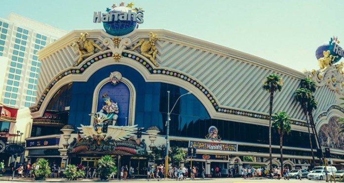 Caesars Entertainment Corporation inks Harrah's Las Vegas lease-back deal