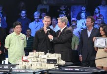 "Gus Hansen : ""i'm Enjoying the Poker Tournament Again"""
