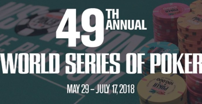 World Series Of Poker Releases Full 2018 Schedule