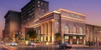 Former MassMutual building first to be opened as part of MGM Springfield's casino and entertainment complex