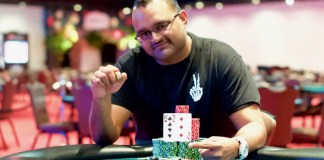 Kammar Andries Wins 2018 WSOP Circuit Coconut Creek Main Event