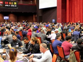 Largest Ever CPPT Choctaw Main Event Field Breaks $1 Million Guarantee