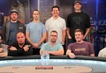 Final Table Set In Card Player Poker Tour bestbet Jacksonville Main Event