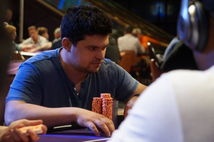Valentin Vornicu Aims for Record 11th WSOP Circuit Gold Ring at Harrah's New Orleans