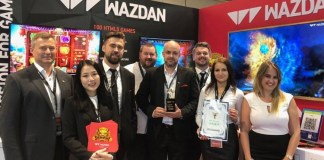 Wazdan bags G2E Asia Hot Product award for 9 Lions video slot