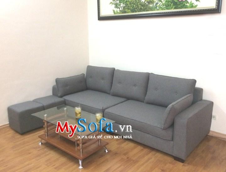 bộ sofa phòng khách đẹp nhỏ gọn xinh xắn