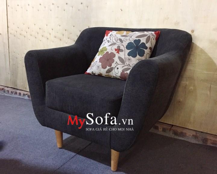 Mẫu ghế Sofa đơn mini cho phòng nhỏ AmiA SFN077