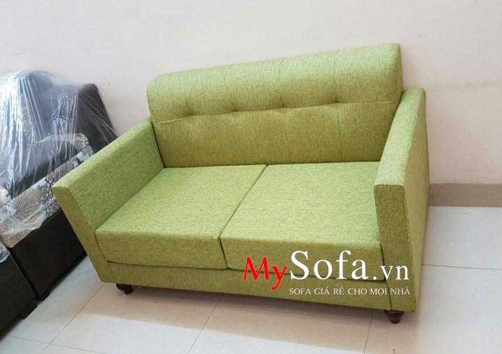 Ghế Sofa văng nỉ dạng mini 2 người ngồi AmiA SFN117