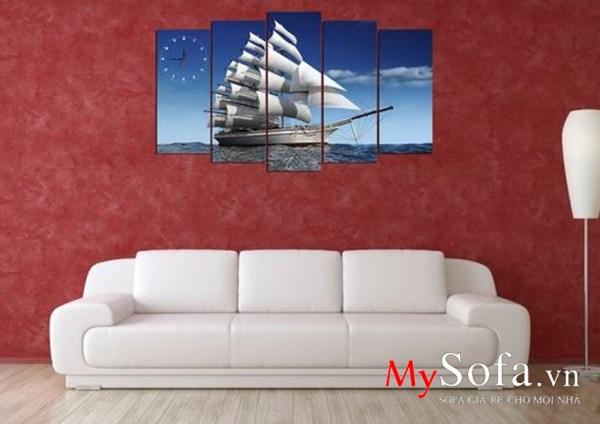 AmiA 330 bức tranh thuận buồm xuôi gió mang ý nghĩa rất lớn