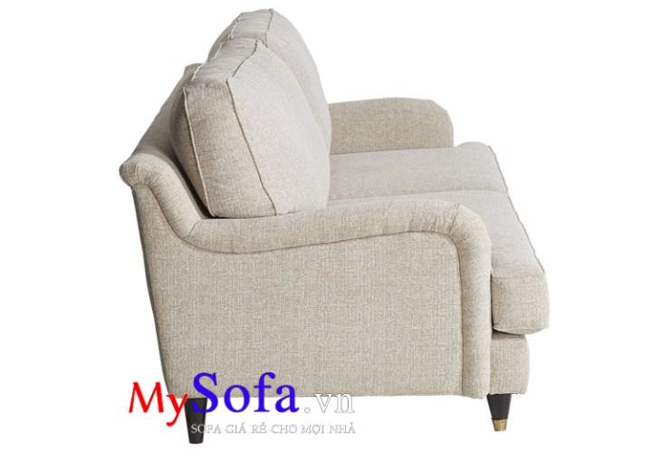 Hình ảnh mặt lưng ghế Sofa văng nỉ mini AmiA SFN147