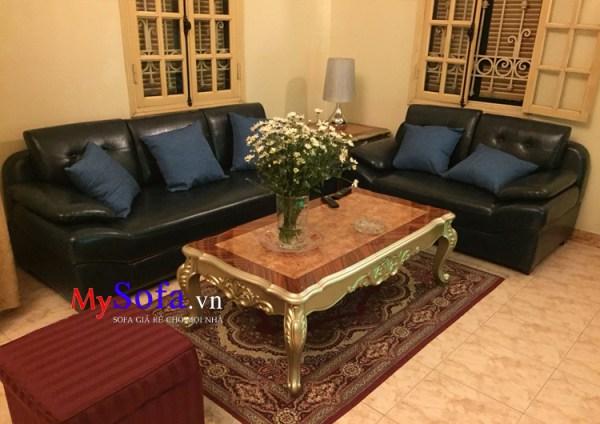 Hình ảnh mẫu Sofa văng sang trọng AmiA SFV099B