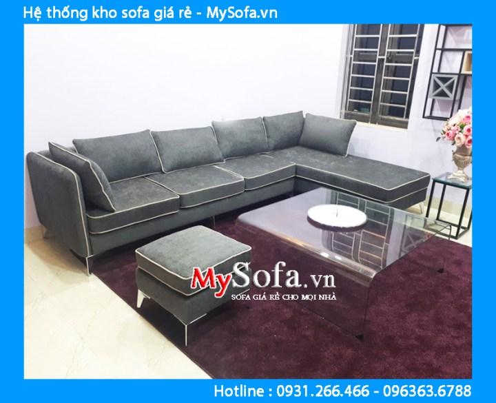 sofa phòng khách chung cư đẹp, giá rẻ