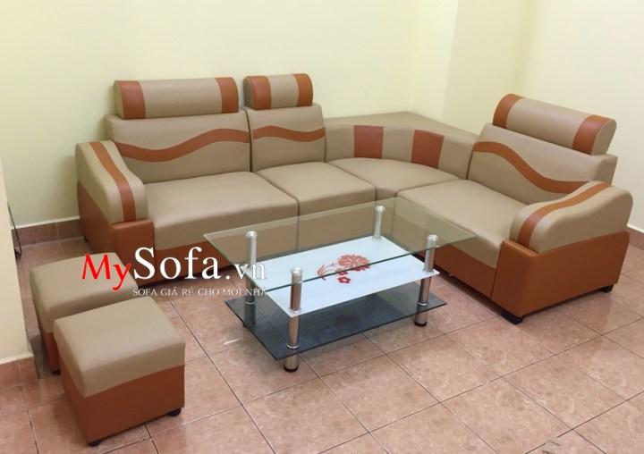Mẫu ghế Sofa đẹp giá rẻ AmiA SFD084