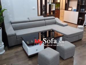 Ghế Sofa nỉ đẹp, giá rẻ AmiA SFN098