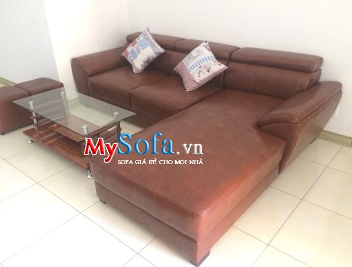 Sofa phòng khách đẹp giá rẻ tại Hà Nội