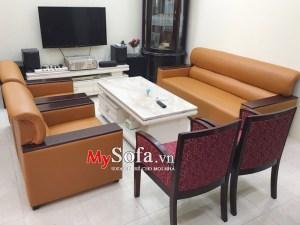 Mẫu ghế Sofa phòng làm việc sang trọng AmiA SFD056