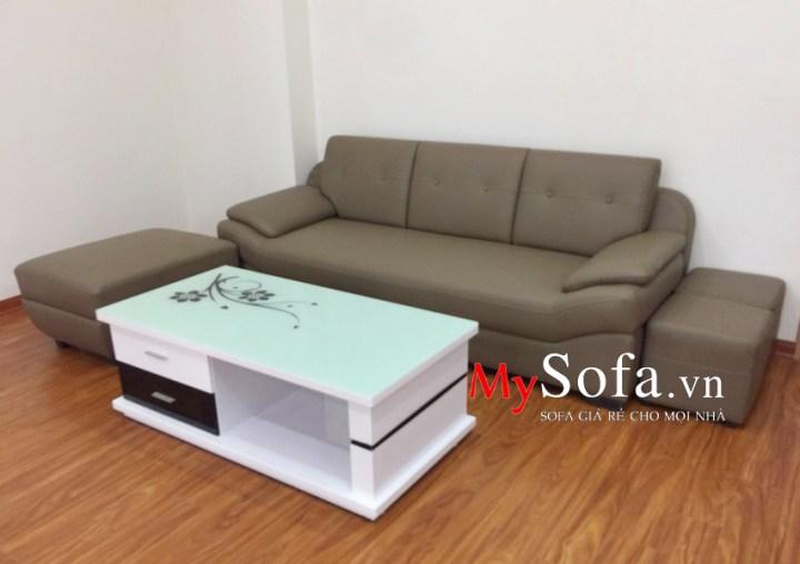 Hình ảnh ghế Sofa văng cực đẹp AmiA SFV099