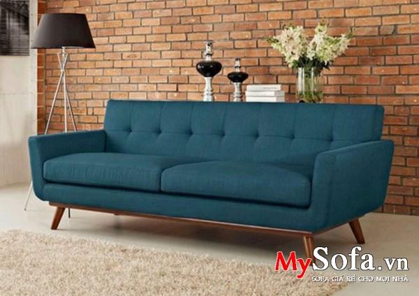 Ghế Sofa văng nỉ AmiA SFN095 - đẹp, sang trọng