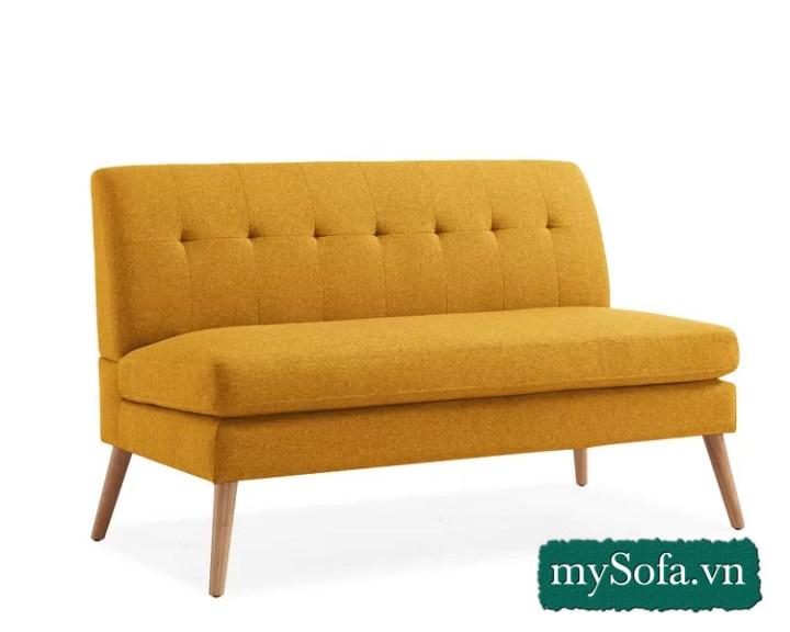 ghế sofa đơn giản cho phòng ngủ hiện đại