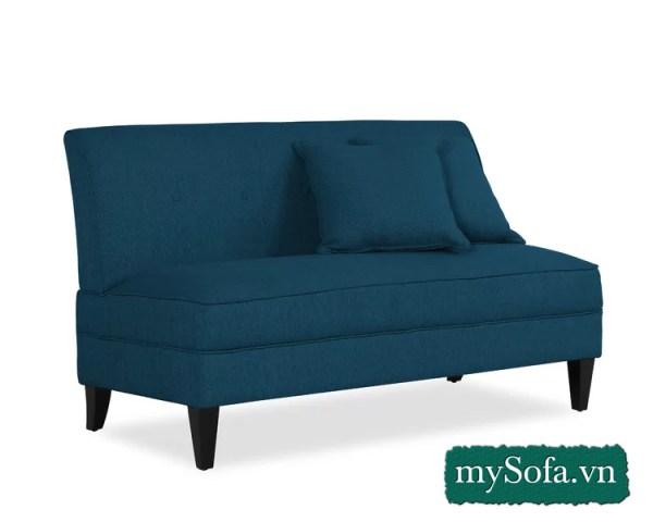 Mẫu sofa băng kích thước nhỏ MyS-2001B