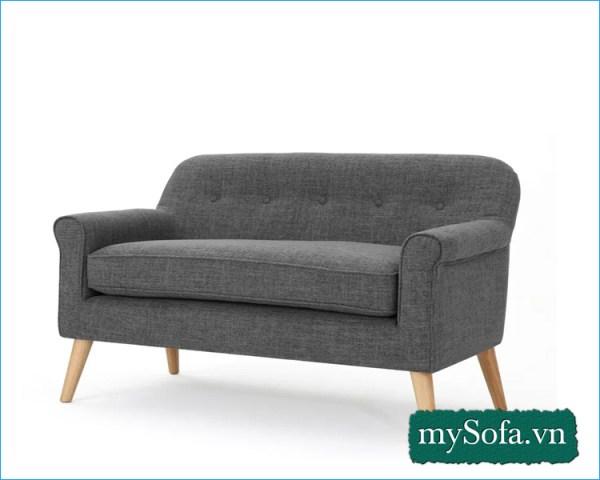 Mẫu ghế sofa văng thiết kế đẹp MyS-2306