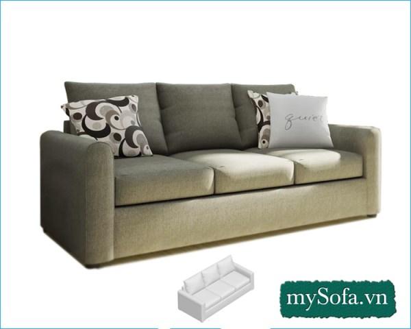 Ghế sofa đẹp cho phòng khách nhỏ MyS-2001E