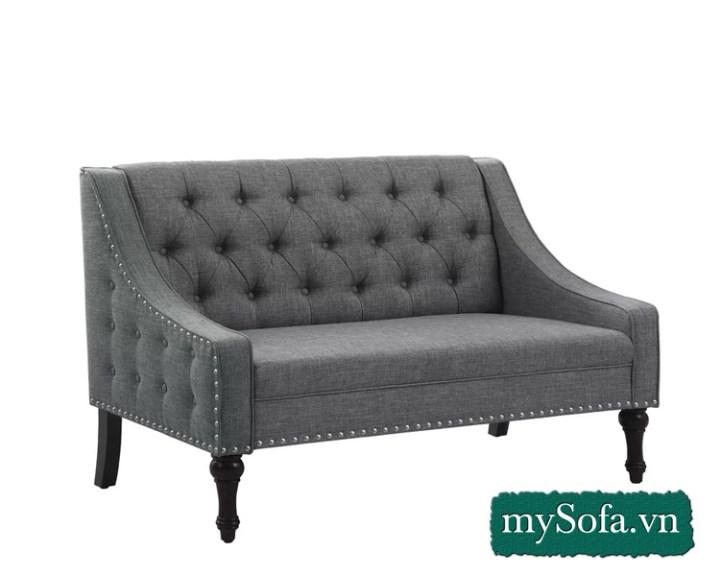 Sofa tân cổ điển mini