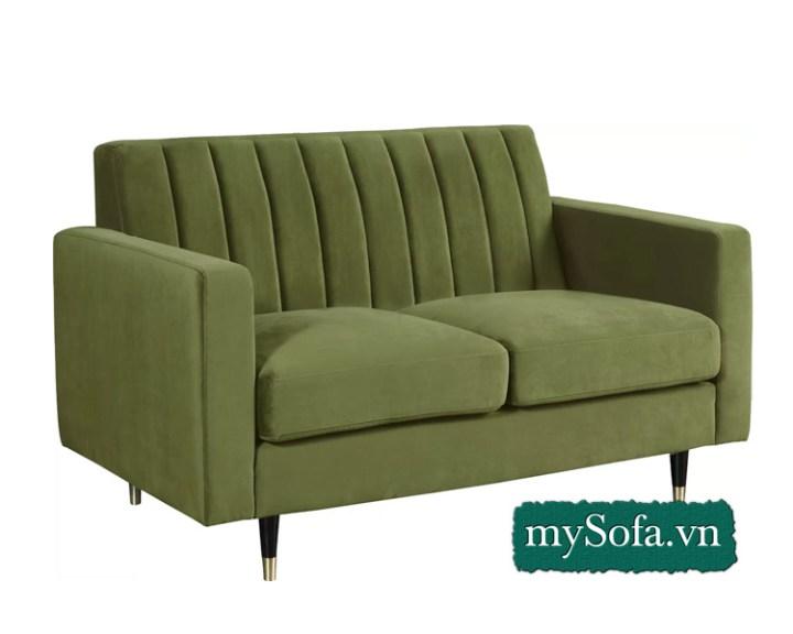 Sofa văng nỉ đẹp giá rẻ