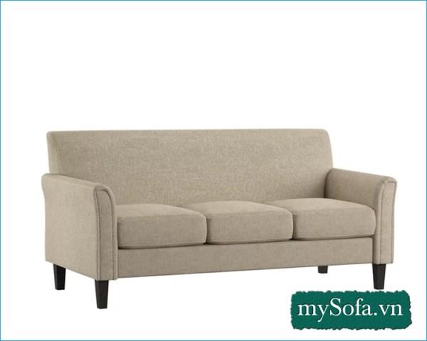 Ghế sofa văng nỉ đẹp MyS 18211