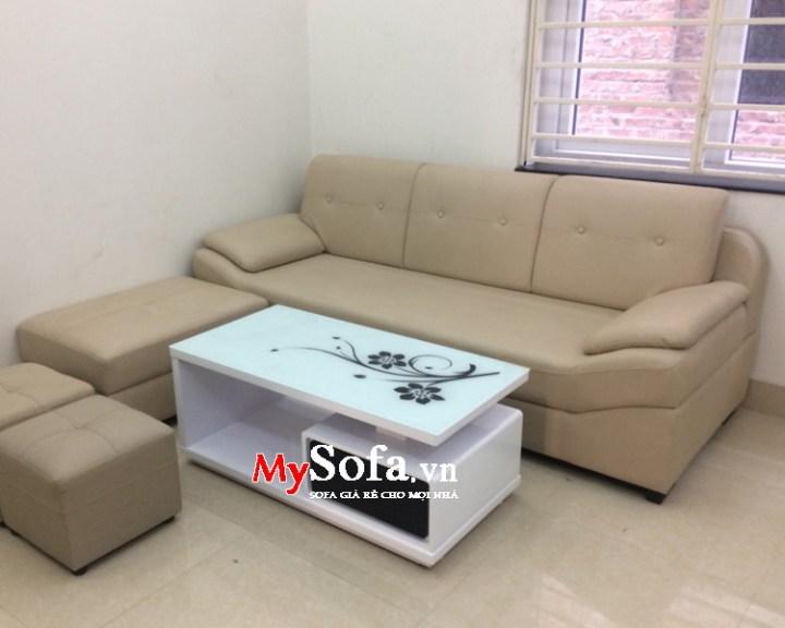 mẫu ghế sofa văn phòng cỡ nhỏ